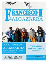 ALGAZARRA NO THEATRO GIL VICENTE