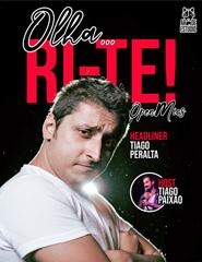Olha Ri-te...!, com Tiago Peralta