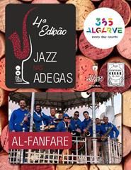 Jazz nas Adegas | Al-Fanfare | 17:00