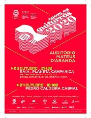 Soam as Guitarras - Pedro Caldeira Cabral