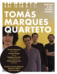 Tomás Marques Quarteto