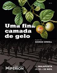UMA FINA CAMADA DE GELO