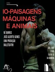 IO - PAISAGNES,MÁQUINAS E ANIMAIS