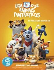 A Liga Dos Animais Fantásticos # 13h | 17h10