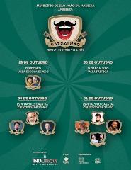 GARGALHÃO - Festival de Comédia de S. João