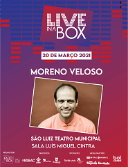 Live in a Box - MORENO VELOSO
