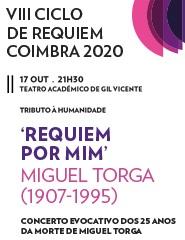Requiem por Mim, Miguel Torga