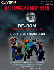HALLOWEEN Porto 2020 | be-dom | Assistir online
