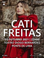 Cati Freitas - Voz e Piano