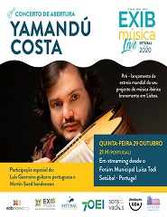 Concerto de Abertura EXIB MÚSICA SETÚBAL 2020