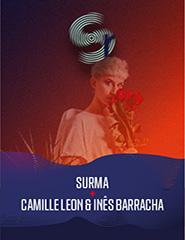 Surma + Camille Leon & Inês Barracha e Boris Chimp 504 / Som Riscado