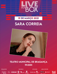 Live in a Box - Sara Correia