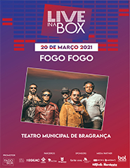 Live in a Box - Fogo Fogo