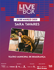 Live in a Box - Sara Tavares