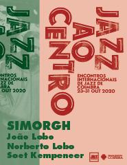 Jazz ao Centro 2020  SIMORGH