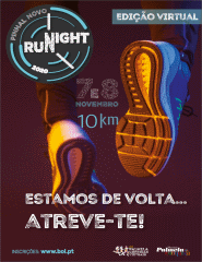 Pinhal Novo Night Run 2020-Virtual