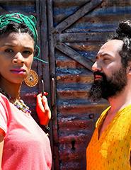 Carmen Souza & Theo Pascal DUO