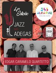 Jazz Nas Adegas   Edgar Caramelo Quarteto   21:00