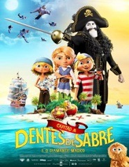 Capitão Dentes de Sabre e Diamante Mágico # 11h