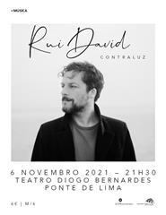 Rui David - Contraluz