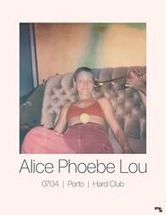 Alice Phoebe Lou - Hard Club