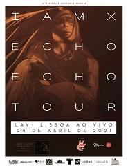 IAMX Echo Echo Tour