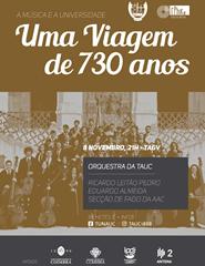 A música e a Universidade— uma viagem de 730 anos