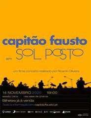 Sol Posto, Um Filme Concerto Dos Capitão Fausto
