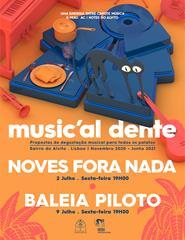 """Músic"""" Al Dente"""