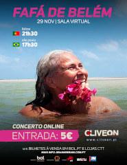 """Fafá de Belém - """"O Amor, o Sorriso e a Flor"""" em Salinas"""