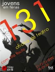 1-31 Oficina de Teatro para Jovens