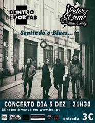 Concerto Peter Storm & The Blues Society