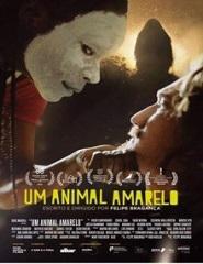 UM ANIMAL AMARELO