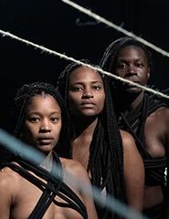 Aurora Negra, de Cleo Tavares, Isabél Zuaa e Nádia Yracema