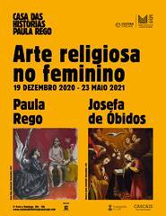 Paula Rego/Josefa d'Óbidos: pintura religiosa no feminino