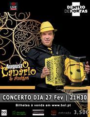 Concerto do Augusto Canário & Amigos