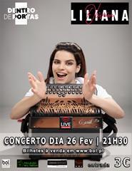 Concerto da Liliana Oliveira