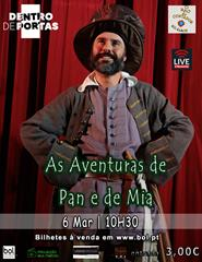 As aventuras de PAN e de MIA