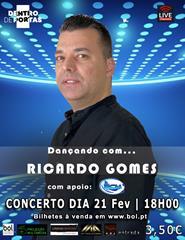 Concerto do Ricardo Gomes