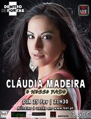 Fado com Cláudia Madeira