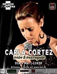 FADO COM CARLA CORTEZ