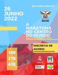 São Tomé Maratona