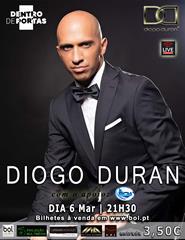 Concerto do Diogo Duran