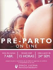CURSO PRÉ-PARTO ONLINE