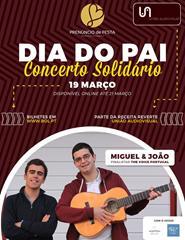 Concerto Solidário Miguel e João