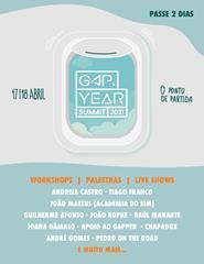 Gap Year Summit 2021 - Passe 2 dias