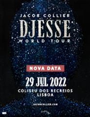 JACOB COLLIER | DJESSE WORLD TOUR