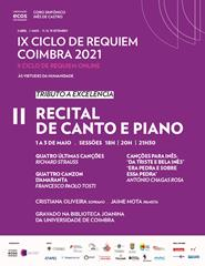 IX CICLO DE REQUIEM COIMBRA 2021 - Concerto II