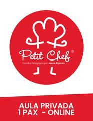 Aula Privada de Cozinha - 1 Pax