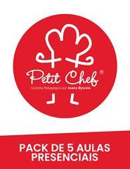 Pack 5 Aulas Presenciais